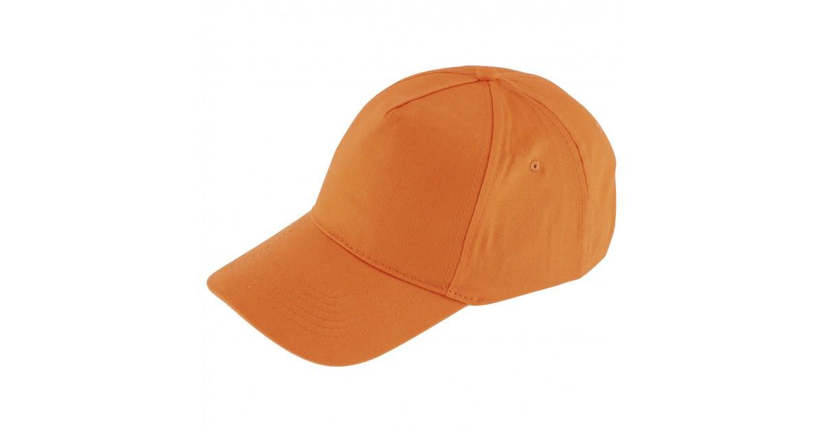 Каскетка защитная (цвет оранжевый)