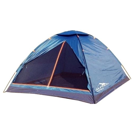 Палатка туристическая   ALPIKA Mini-2 2-х местная  205*150*105см