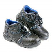 Ботинки рабочие кожаные Лидер