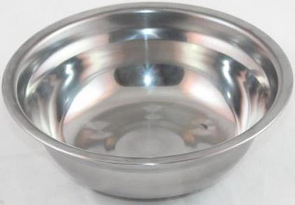 Миска Следопыт эконом метал диаметр 15см 500мл