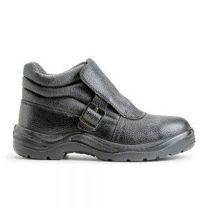 Ботинки сварщика кожаные 24-0