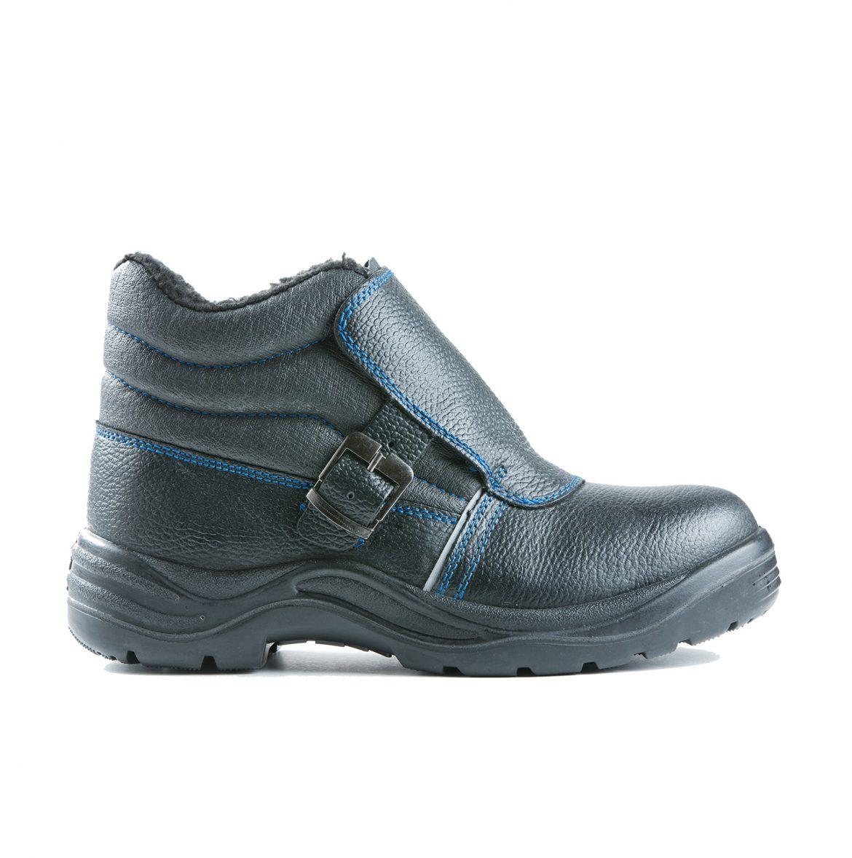 Ботинки для сварщика с мехом 24М