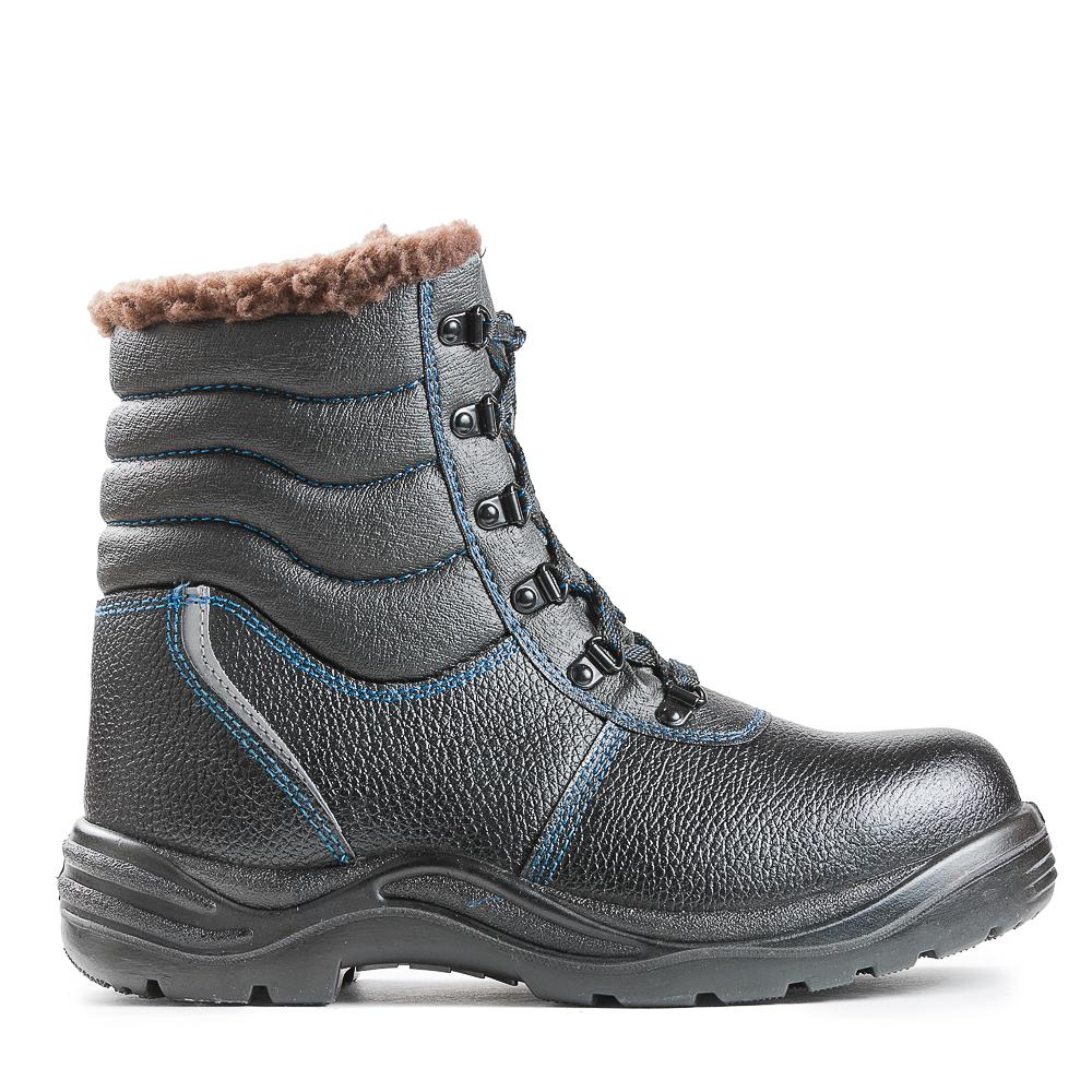 Ботинки утепленные с высоким берцем шерстин 28РНМ-1