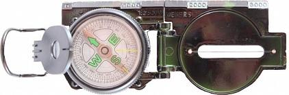 Компас СЛЕДОПЫТ складной в металлическом корпусе PF-TCP-07