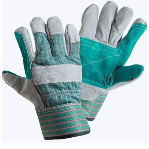 Перчатки Докер усиленные  (спилок,х/б)