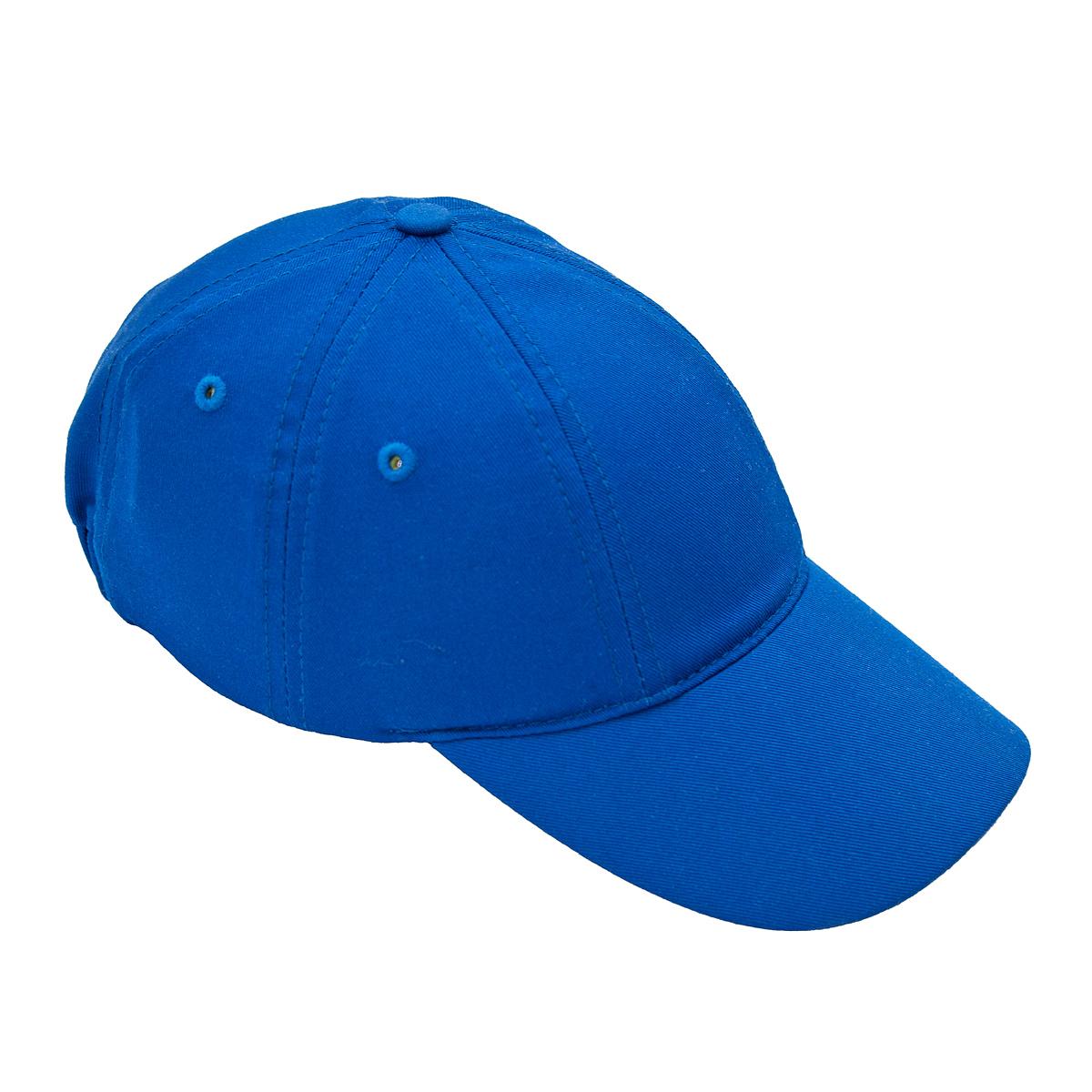 Каскетка защитная (цвет синий)