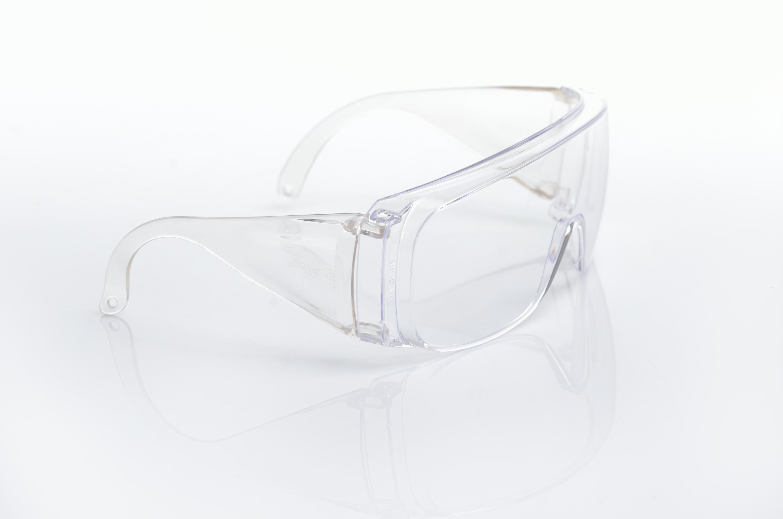 Очки защитные открытые поликорбанатные Люцерна